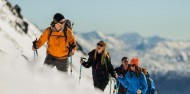 Snowshoeing - Basecamp Adventures image 1