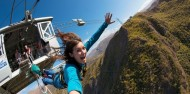 Awesome Foursome - Bungy Jet Heli Raft image 2