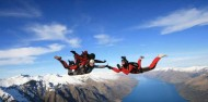Skydiving & Canyon Swing Combo image 6