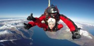 Skydiving & Canyon Swing Combo image 2