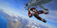 Skydiving & Canyon Swing Combo image 4