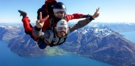 Skydiving & Canyon Swing Combo image 8