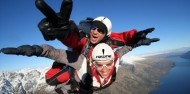 Skydiving & Canyon Swing Combo image 5