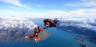 Skydiving Jetboat Heli Raft - Shotover Freefall image 9