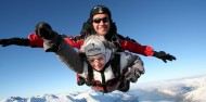 Skydiving & Jet Boat Combo image 7