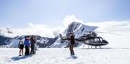 Helicopter Flight - Glacier Explorer Over The Top image 1