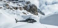 Helicopter Flight - Alpine Snow Landing image 3