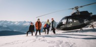 Helicopter Flight - Alpine Snow Landing image 2