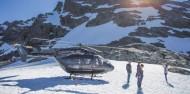 Helicopter Flight - Alpine Snow Landing image 4