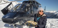 Helicopter Flight - Picnic On A Peak image 4