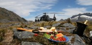 Helicopter Flight - Picnic On A Peak image 1