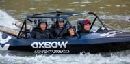Jet Sprint Boat - Oxbow Adventure Co image 2