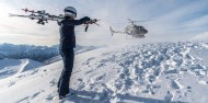 Private Heli Skiing - Over The Top image 4