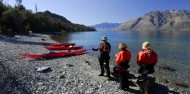Kayaking - Queenstown Sea Kayaks image 2
