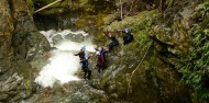 Canyoning - Twelve Mile Delta image 1