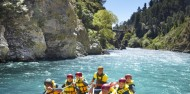 Rafting - Waiau River Canyon Grade 2 Thrillseeker Adventures image 3