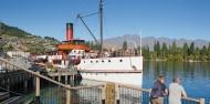 Walter Peak BBQ Lunch & Lake Cruise image 2