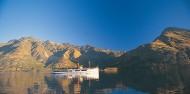 Walter Peak BBQ Lunch & Lake Cruise image 3