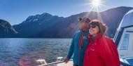 Milford Sound Boat Cruise - Mitre Peak Cruises image 5