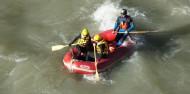 Rafting - Waiau River Canyon Grade 2 Thrillseeker Adventures image 4