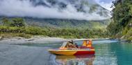 Jet Boat - Waiatoto River Safari image 5