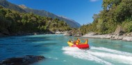 Jet Boat - Waiatoto River Safari image 2