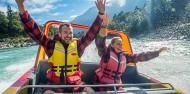 Jet Boat - Waiatoto River Safari image 1
