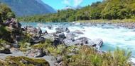 Jet Boat - Waiatoto River Safari image 6