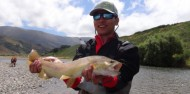 Guided Fishing - River Talk Guiding image 1