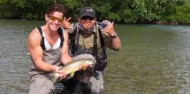 Guided Fishing - River Talk Guiding image 4