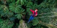 Ziplining - Ultimate Canopy Tour image 10
