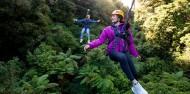 Ziplining - Ultimate Canopy Tour image 4
