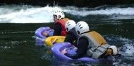 White Water Sledging - Kaitiaki Adventures image 5