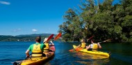 Kayaking - Lake Rotoiti image 3