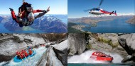 Skydiving Jetboat Heli Raft - Shotover Freefall image 1