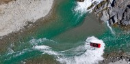 Swing Jet Heli Raft - Shotover Canyon Combo image 9