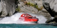 Swing Jet Heli Raft - Shotover Canyon Combo image 6