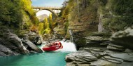 Skydiving Jetboat Heli Raft - Shotover Freefall image 3