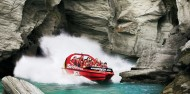 Skydiving Jetboat Heli Raft - Shotover Freefall image 10
