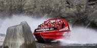 Jet Heli Luge Gondola Ledge Bungy - High Jump image 2