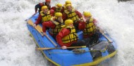 Awesome Foursome - Bungy Jet Heli Raft image 5