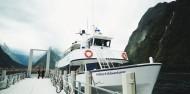 Milford Sound Coach & Cruise - BBQ Bus image 4