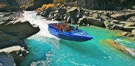 Jet boat - Skippers Canyon Jet & 4WD image 3