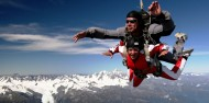 Skydiving – Franz and Fox Glacier from 20,000ft – Skydive Franz Josef and Fox Glacier image 1