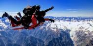 Skydiving - Skydive Franz Josef & Fox Glacier image 1