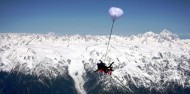 Skydiving – Franz and Fox Glacier from 20,000ft – Skydive Franz Josef and Fox Glacier image 2