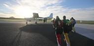 Skydiving & Scenic Heli Flight Combo image 4