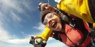 Skydiving & Scenic Heli Flight Combo image 2