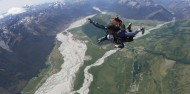 Skydiving - Skydive Paradise Glenorchy image 1