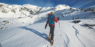 Snowshoeing - Queenstown Mountain Guides image 1